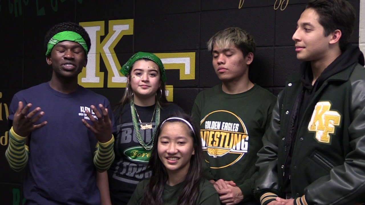 Klein Forest High School Named State School of Character