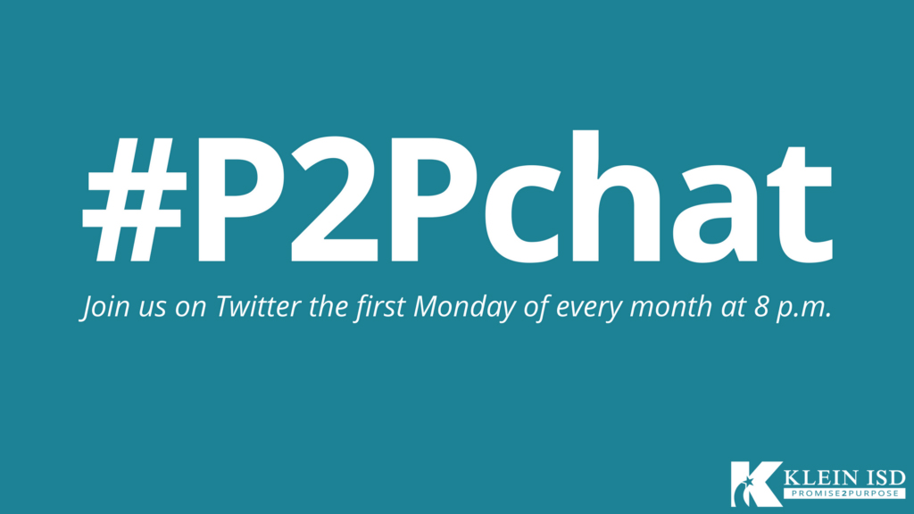 Join us for #P2Pchat Monday at 8PM