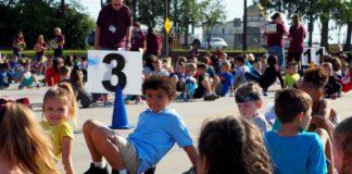 Benignus Fifth-Grader Initiates Breaking a Guinness World Record