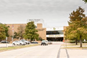 Klein Forest High School Named a State School of Character