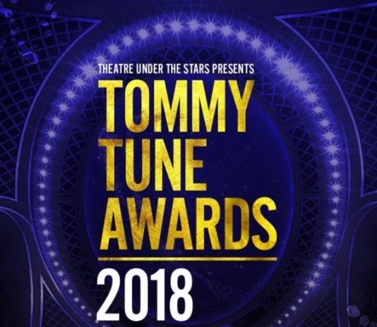 2018 Tommy Tune Nominations