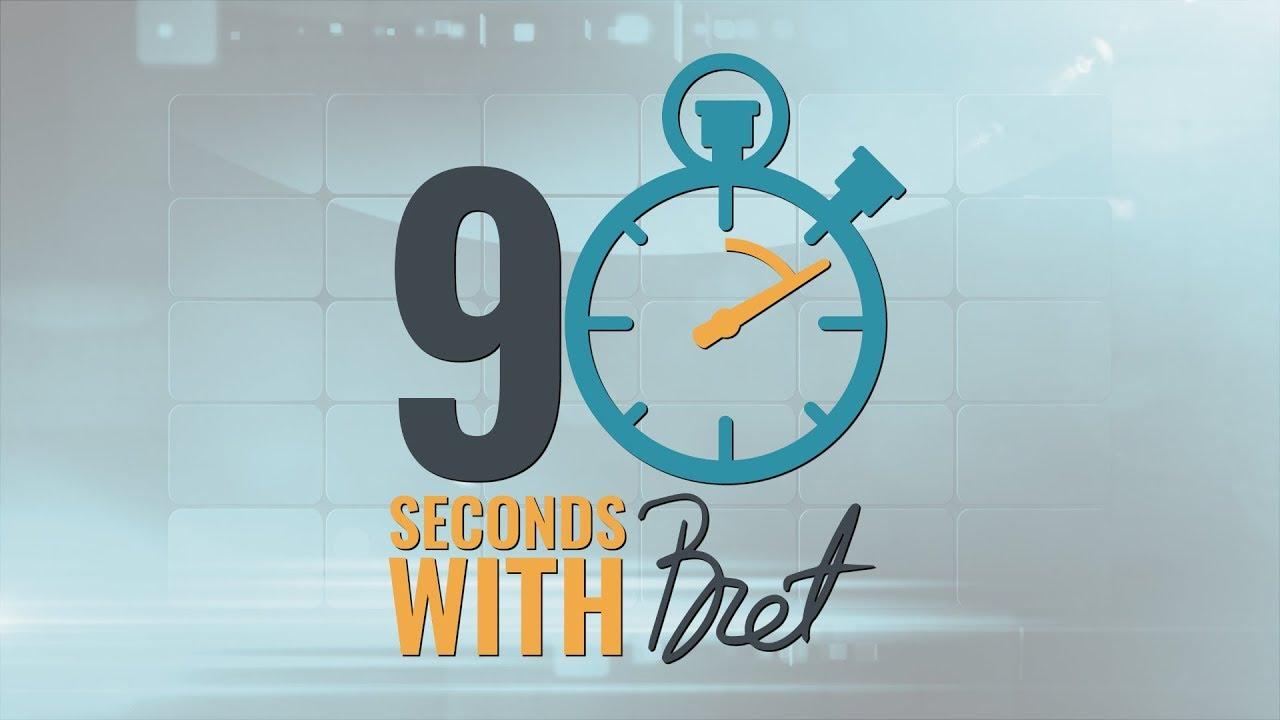 90 segundos con Bret - 07/10/2018