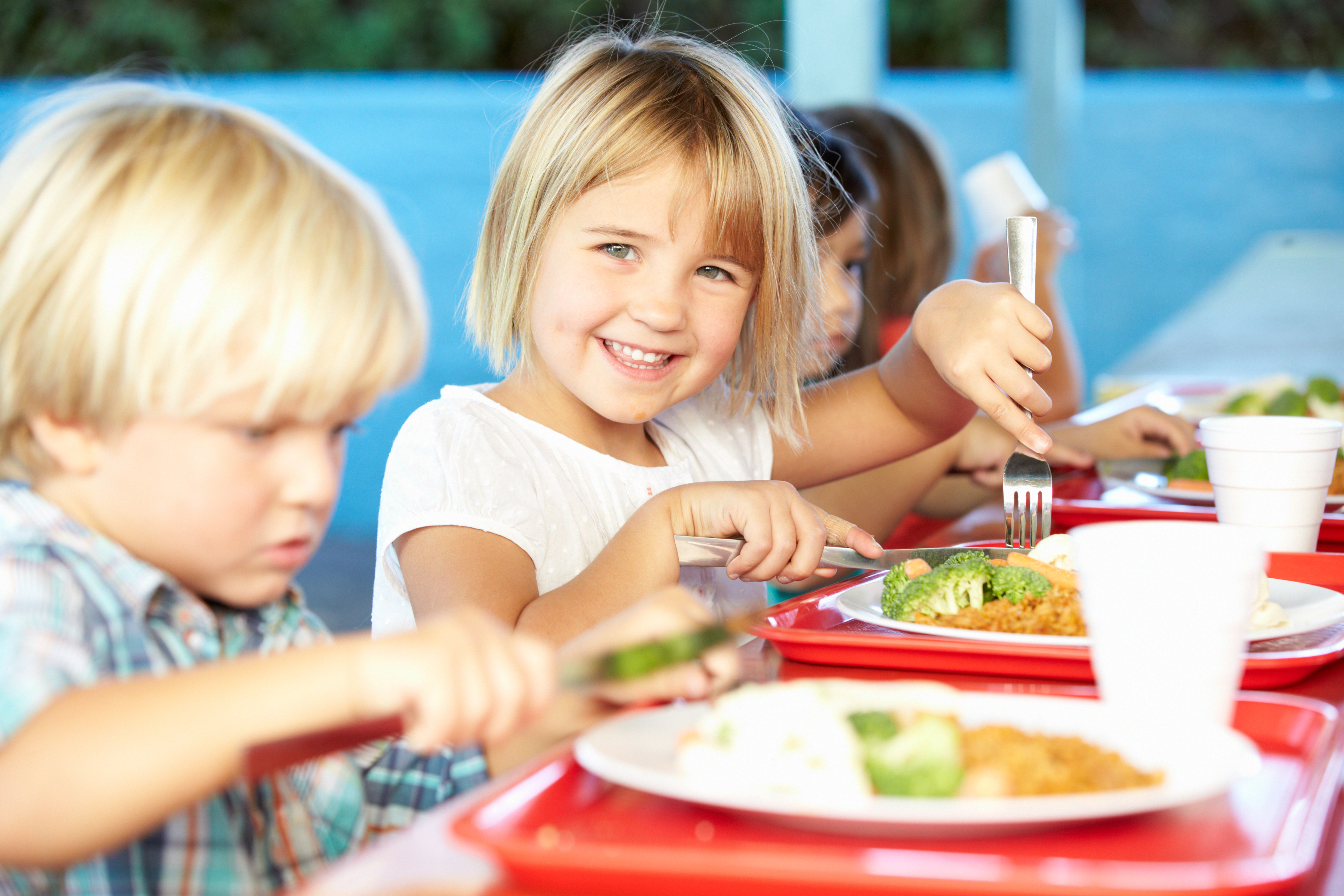 Klein ISD Offers Free and Reduced-Price Breakfasts and Lunches