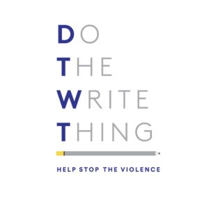 Do the Write Thing Logo
