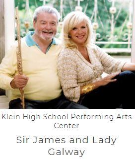 ¡Sir James Galway viene a Klein!
