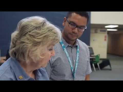 Longtime Educator Receives Volunteer Award