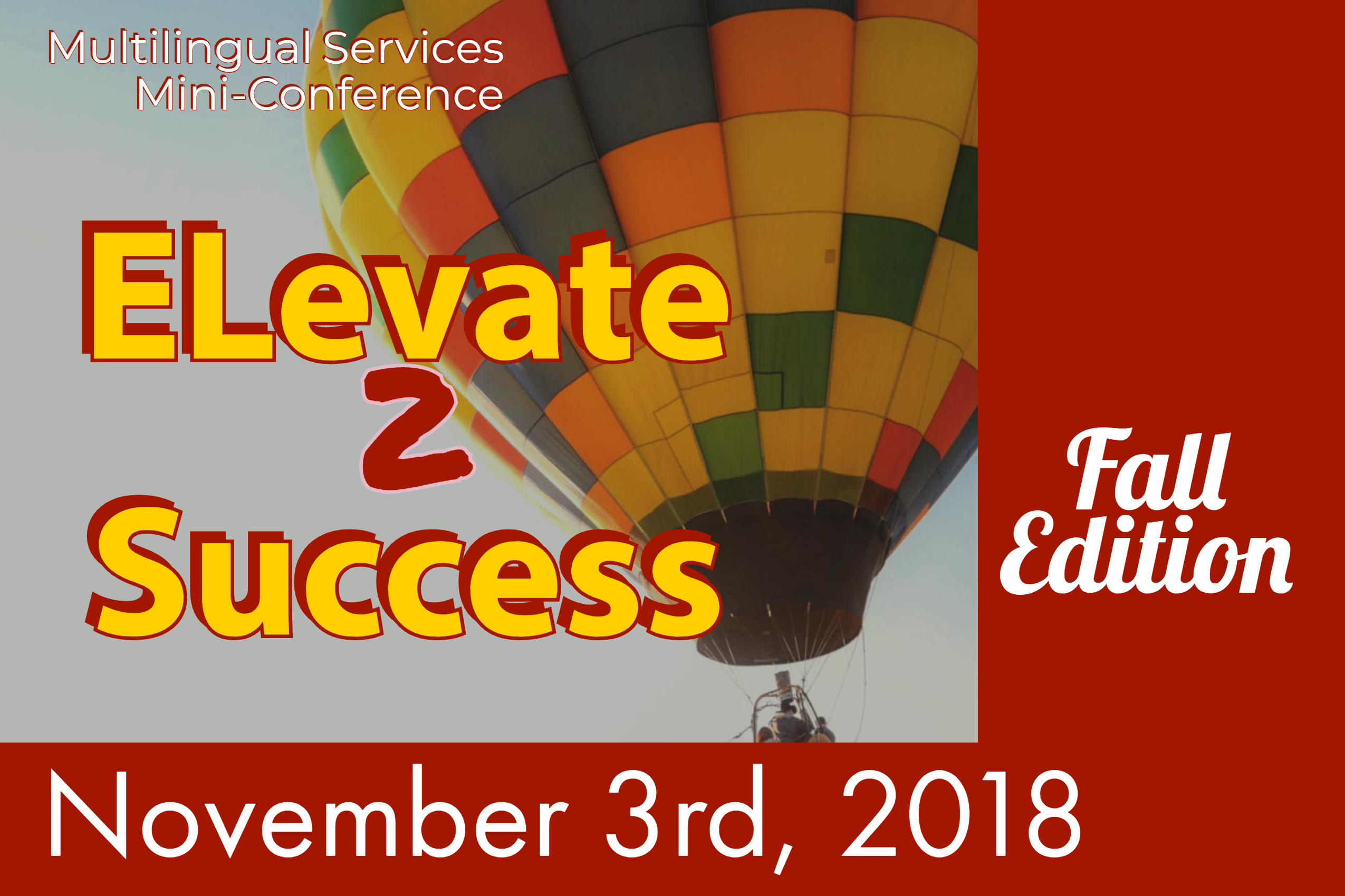 ELevate to Success: Fall Edition