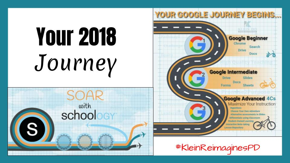 Google Roadmap & Schoology 1, 2, & 3 Online Learning Classes are Back!