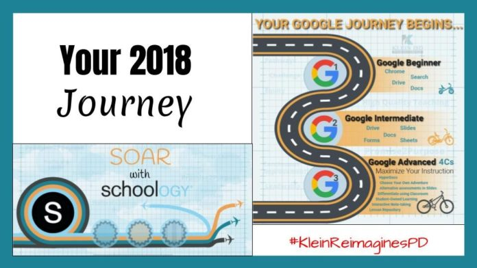 schoology & google roadmaps