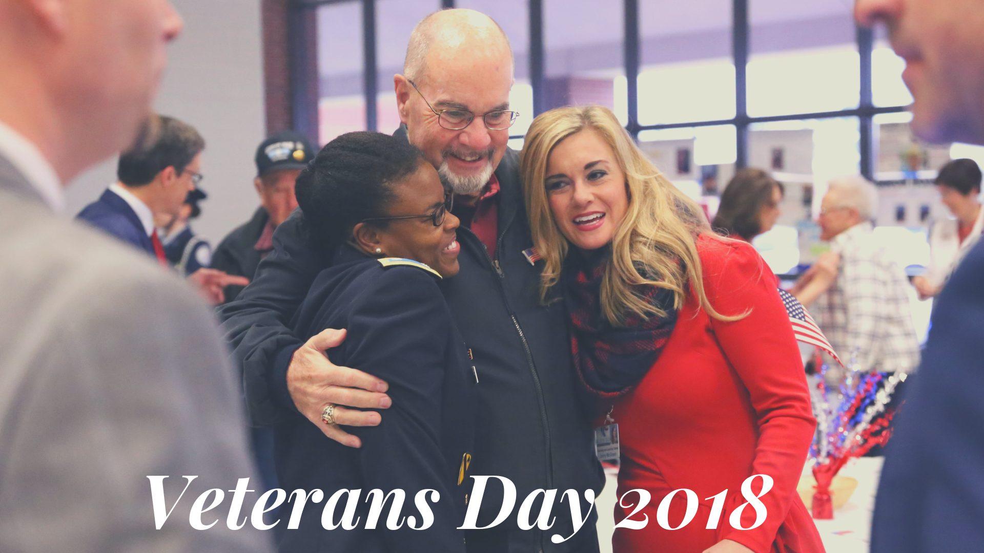 Klein ISD Celebrates Veterans Day