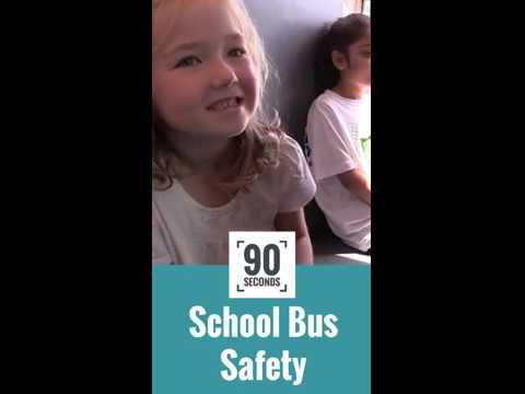 P2P Pathways, seguridad en el autobús y una próxima celebración multicultural | 90 segundos