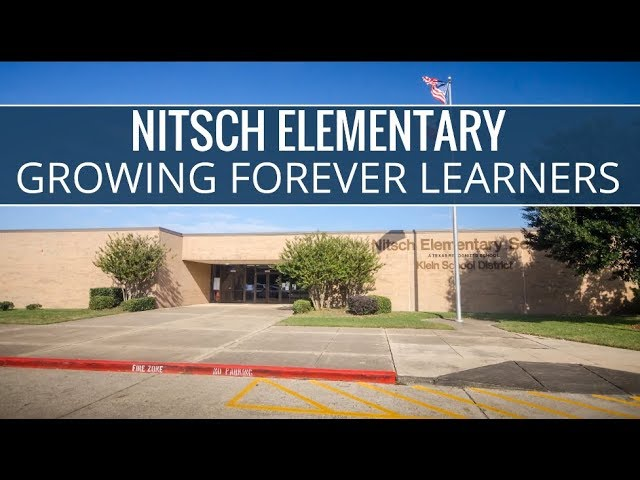 Growing Forever Learners at Nitsch Elementary