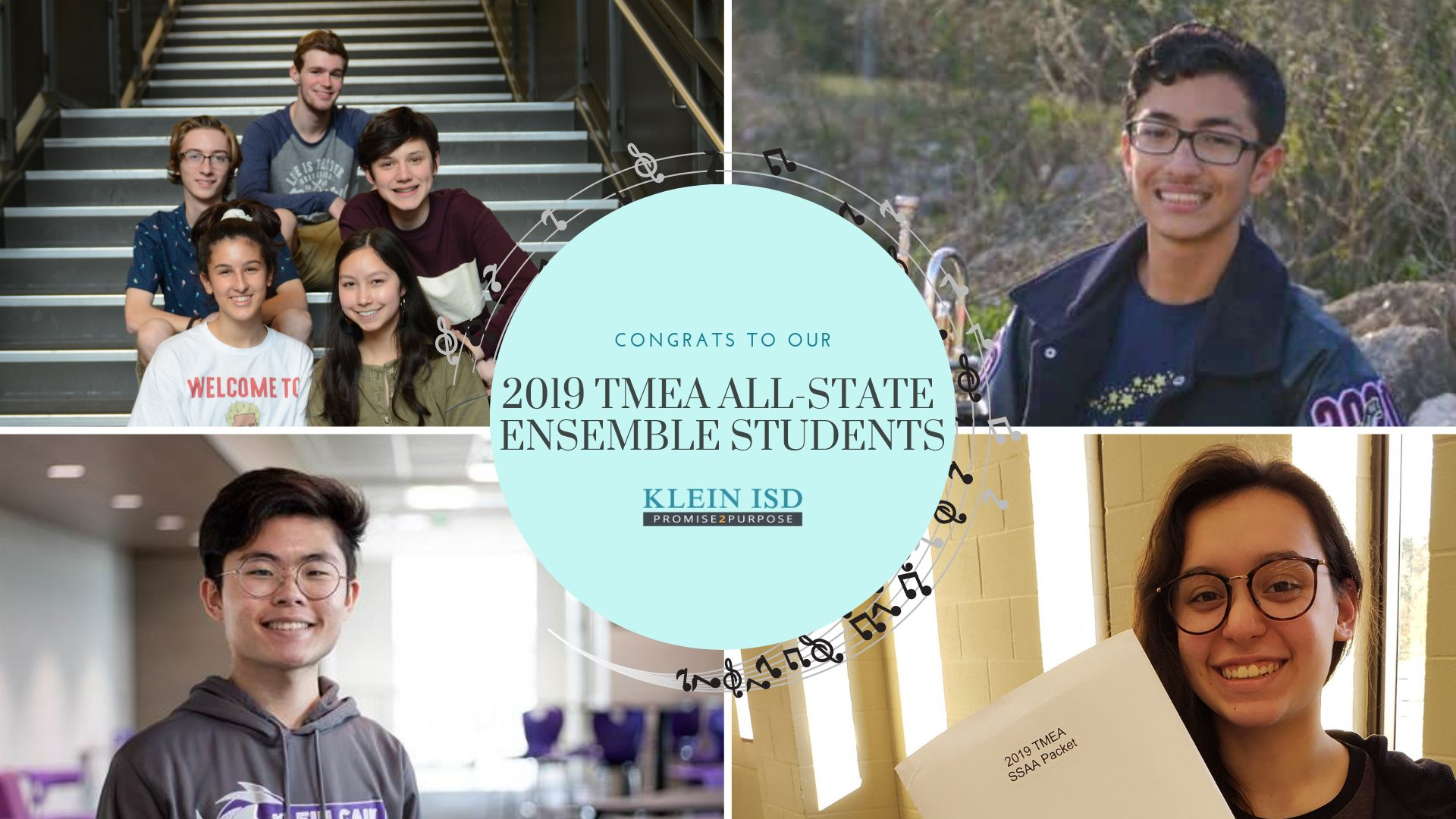 Students Named to TMEA All-State Ensemble