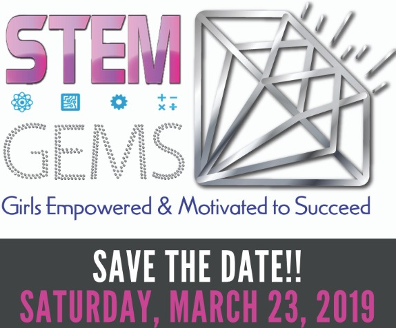 Save the Date for the Third Annual Girls in STEM!