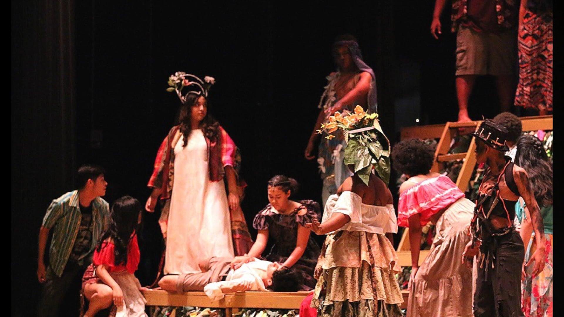 Klein Forest Student Choreographs Musical