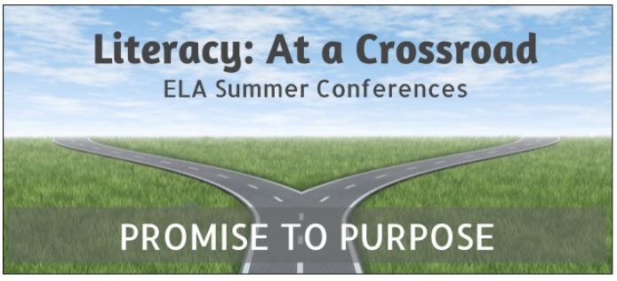 Call For Presenters: ELA Summer Conferences