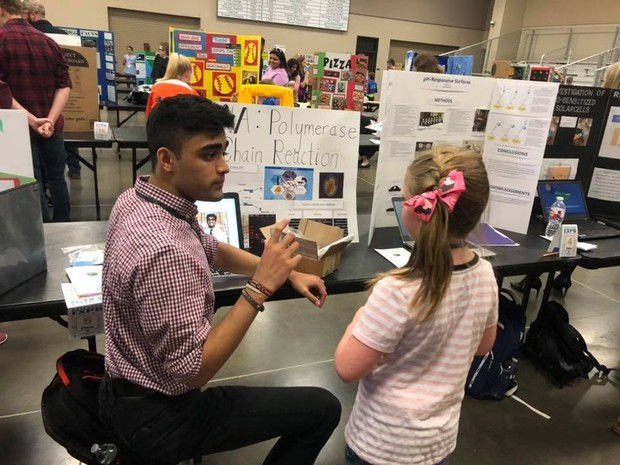 GT Research Expo: Globally Gifted Celebration!