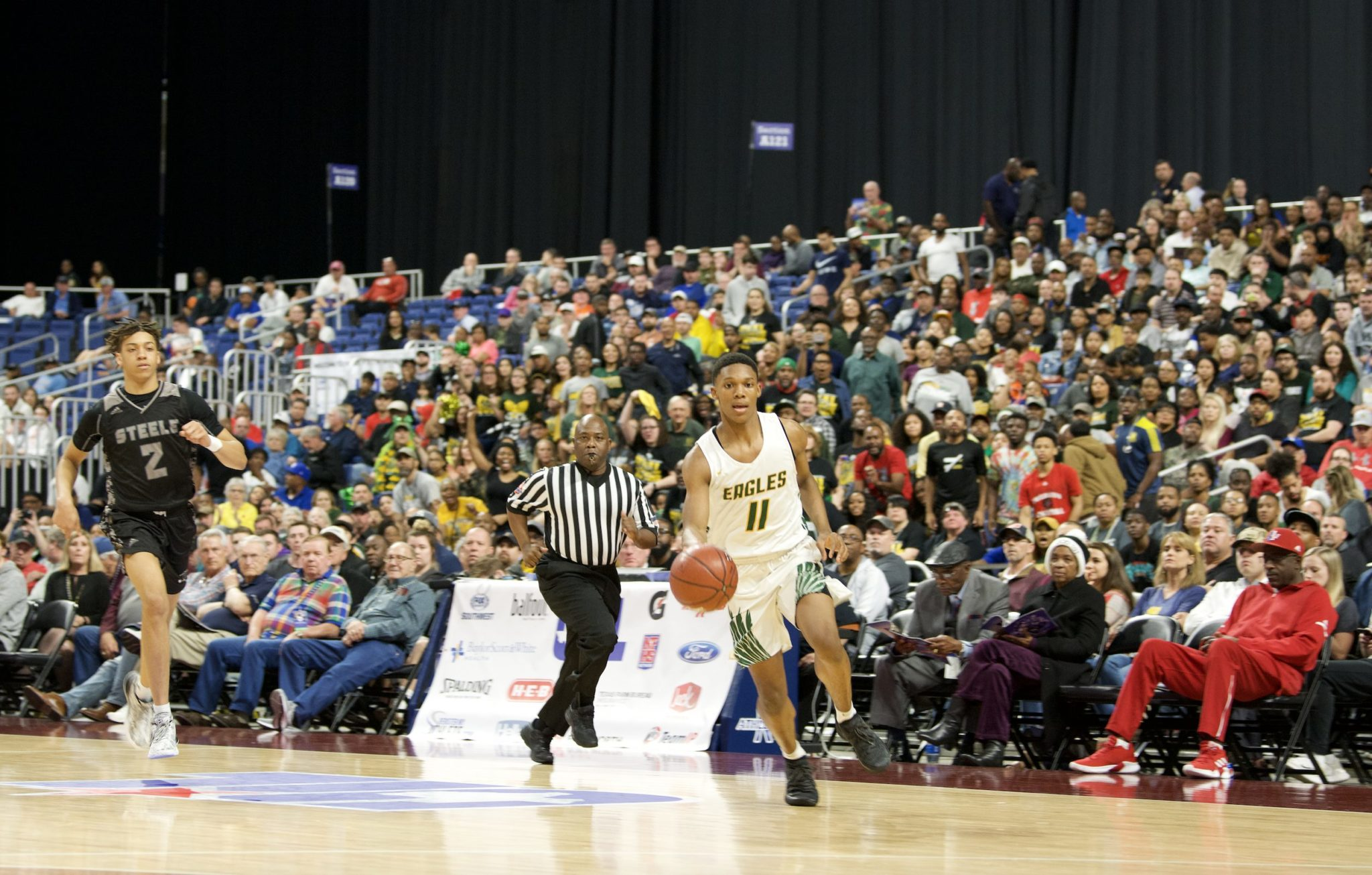 Klein Forest Defeats Cibolo Steele And Advances To State
