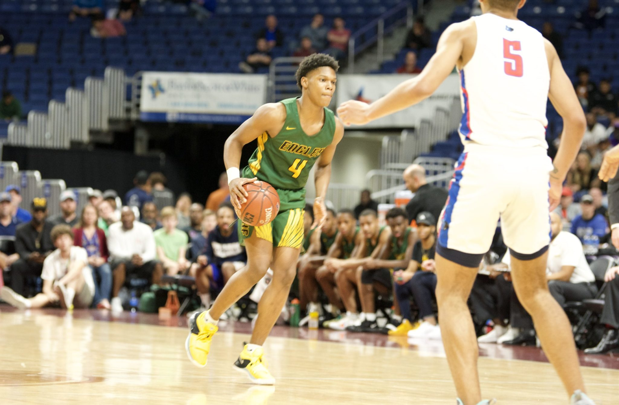 Klein Forest Takes Home Silver at Boys Basketball State Championship