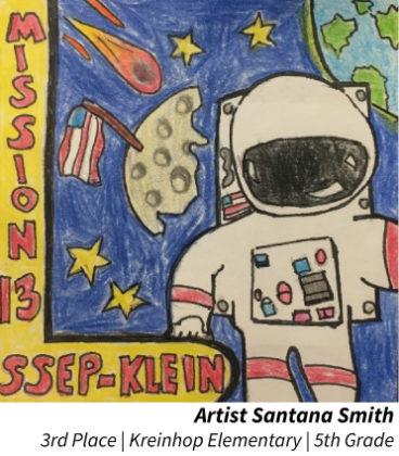 Winners Mission Patch Art