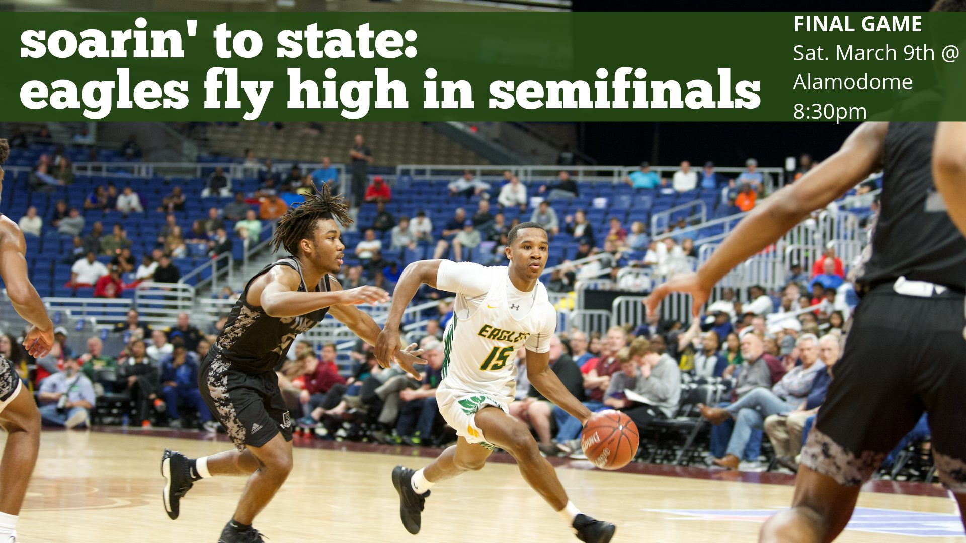 Klein Forest Defeats Cibolo Steele and Advances to State Finals