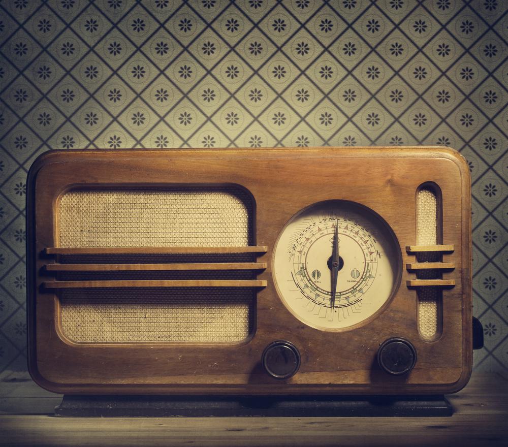 1920s Radio Show