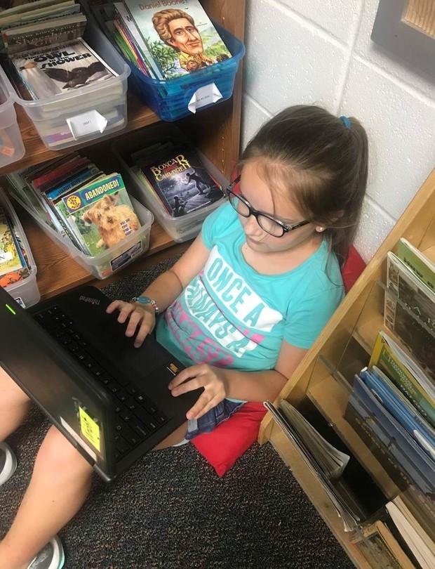 Collaborate in Digital Book Clubs & Genius Hour