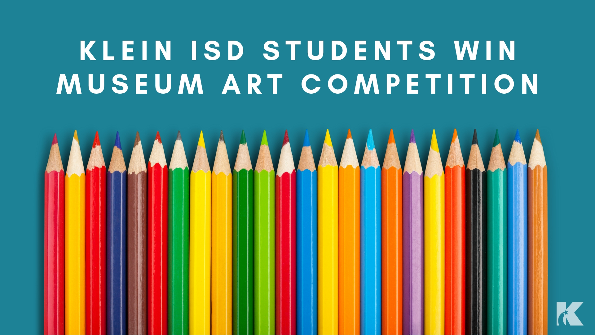 Klein ISD Students Win Museum Art Competition