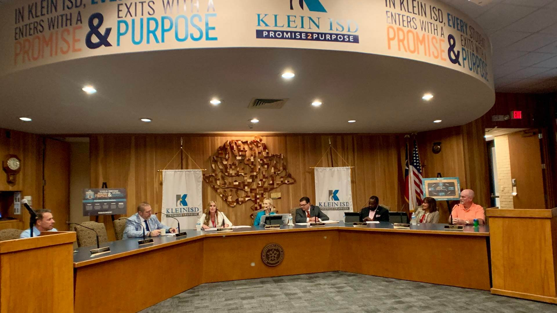 Klein ISD Board Unanimously Approves Historic Raises for Teachers and Staff