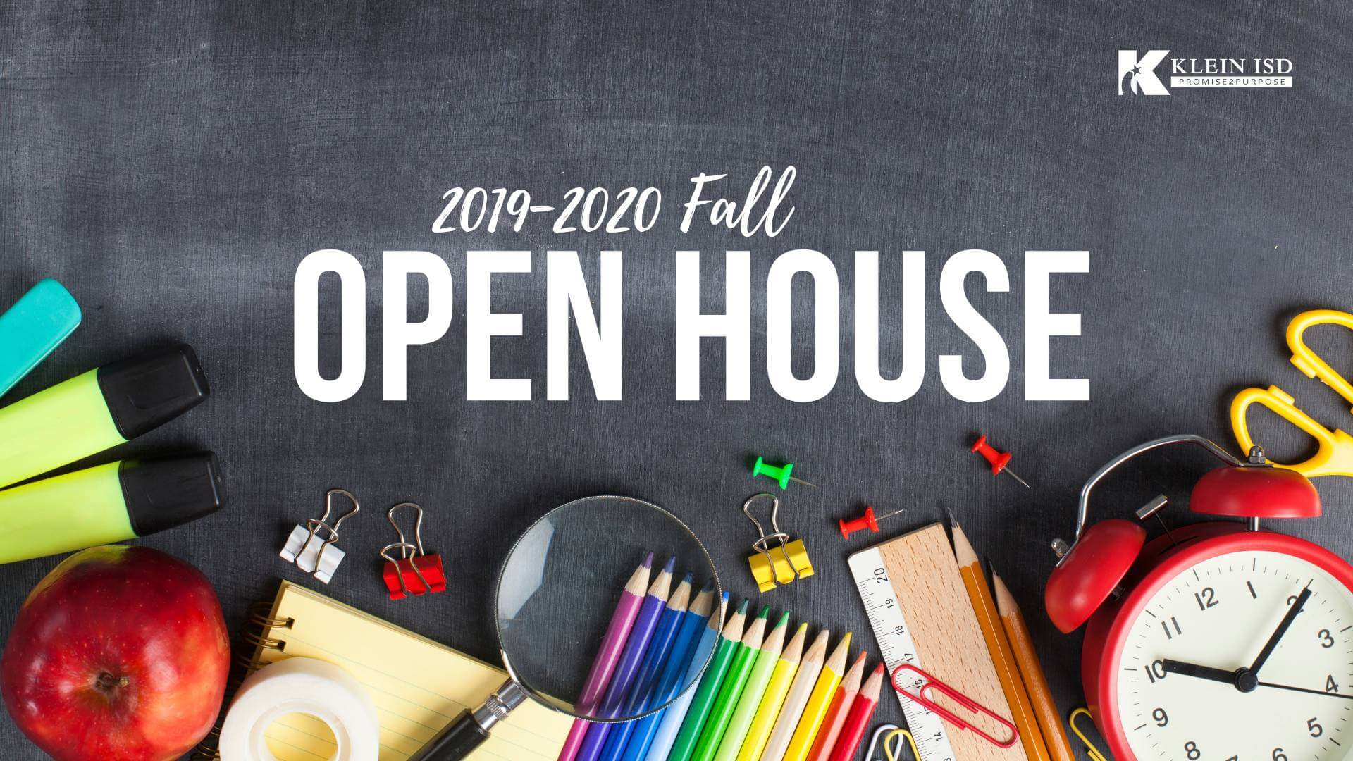 the open house 2019