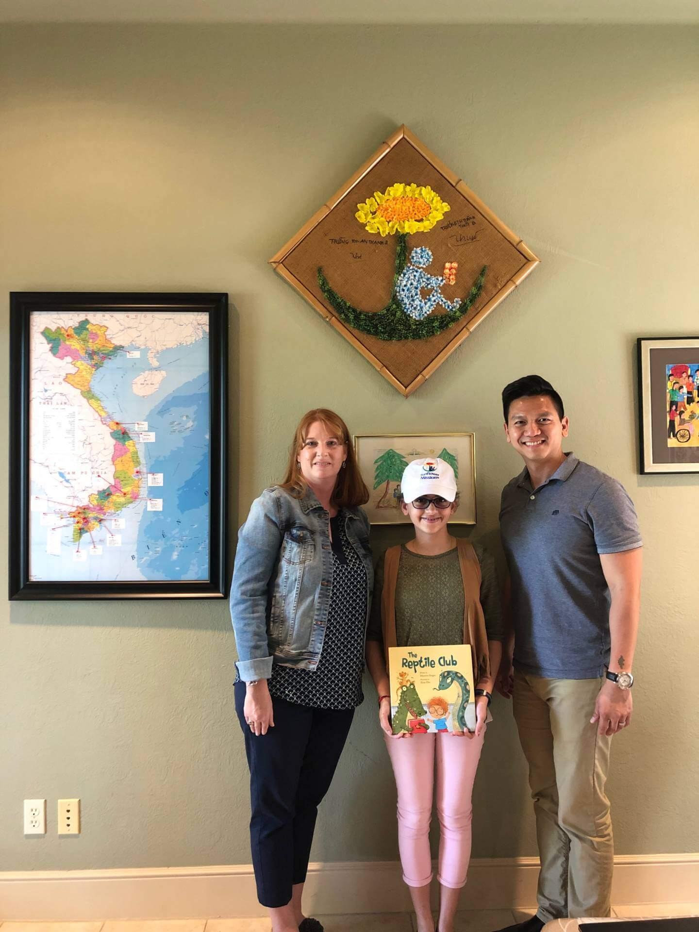 One Student's Idea…from Klein to Vietnam