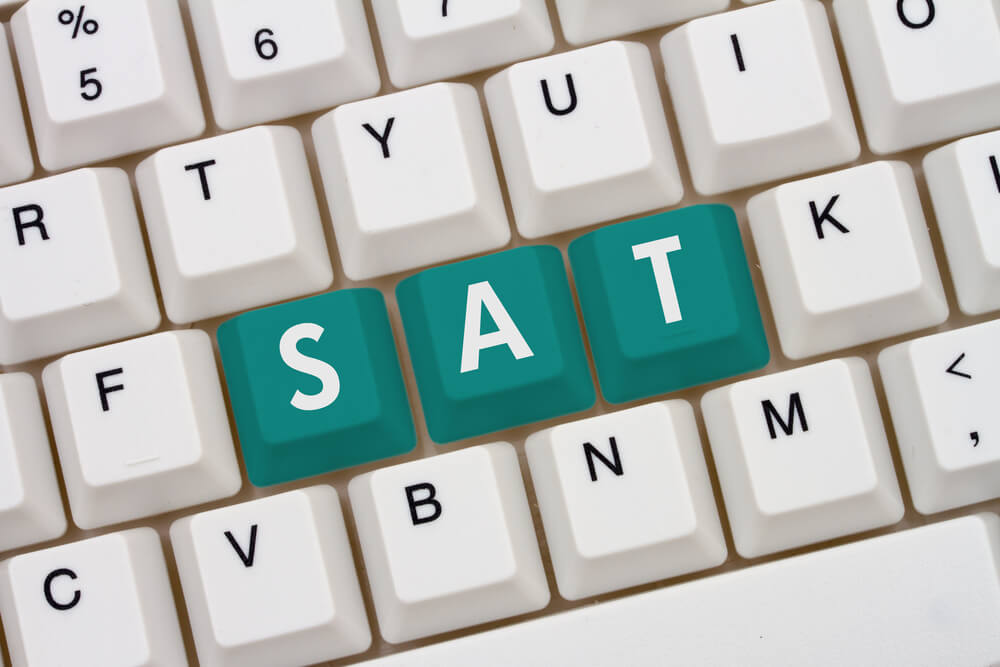 Sign Up to Administer the SAT