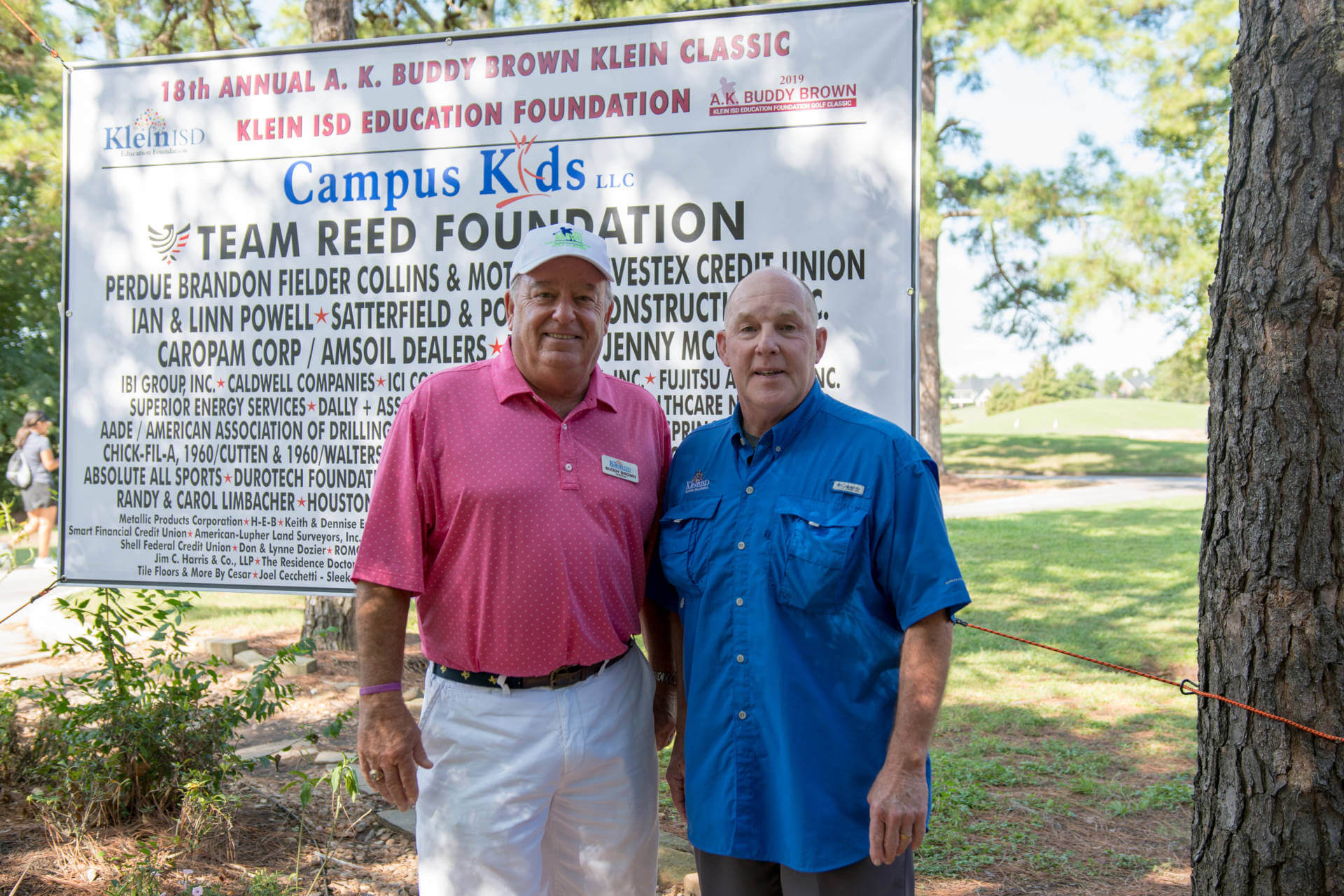 Klein ISD Education Foundation Breaks Golf Tournament Fundraising Record
