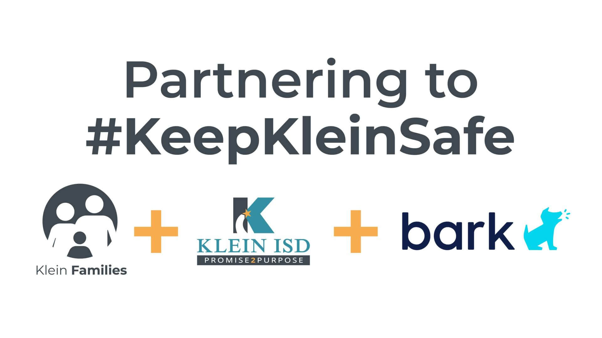 Klein ISD Partnering with Families to Monitor District-issued Student Accounts