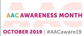 Augmentative & Alternative Communication Awareness Month
