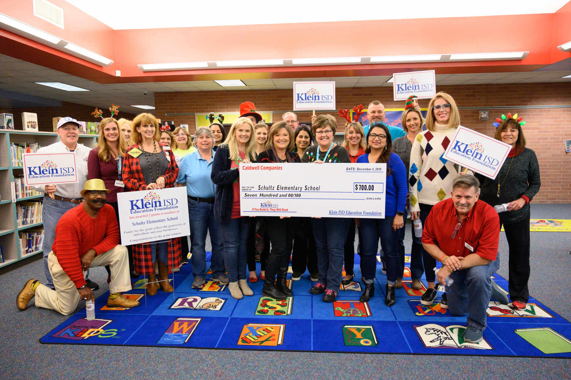 Schultz Elementary Receives Grant to Bring Language to Life
