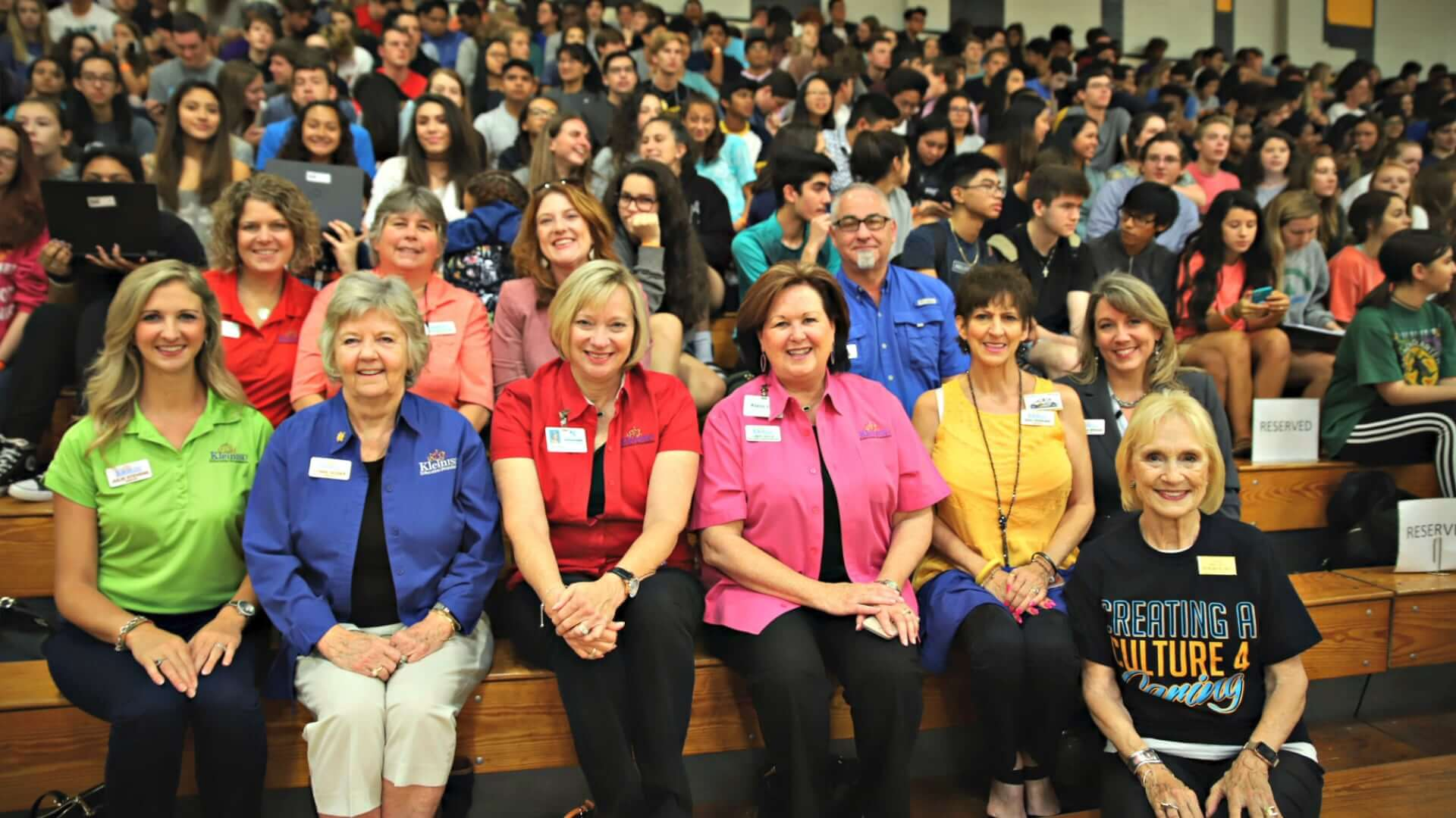 Klein Education Foundation Director Honored For Her Service