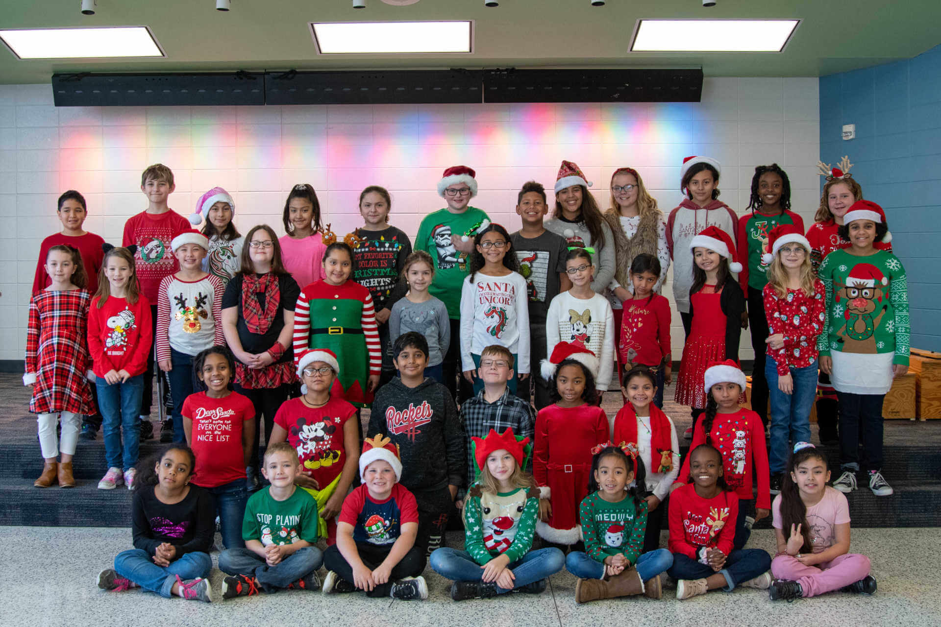 Kohrville Rings in Holidays with Student Concert