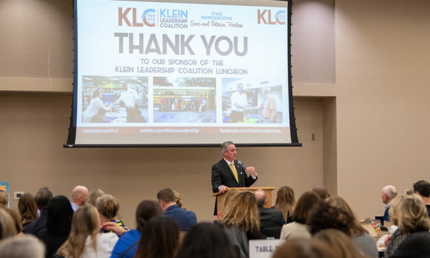 Klein Leadership Coalition Holds Second Cohort Kickoff Meeting