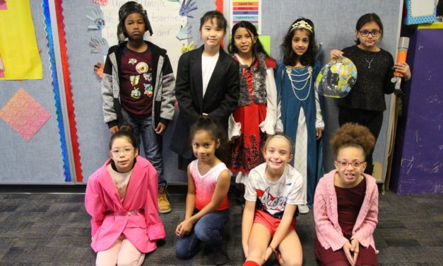 Kreinhop Third Graders Travel Through Time For Biography Day