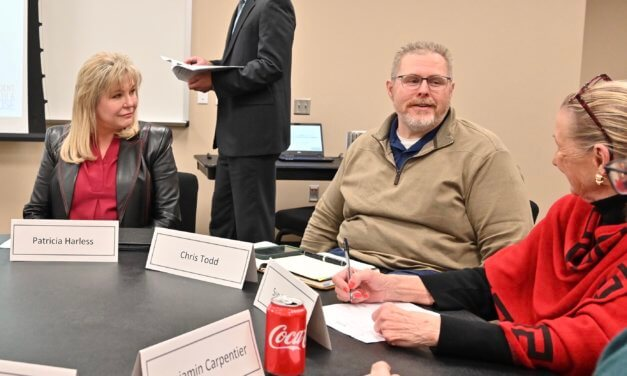 Citizens' Finance Team Holds Inaugural Meeting