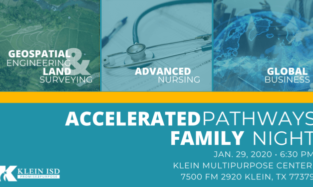 Join Us for Accelerated Pathways Family Night