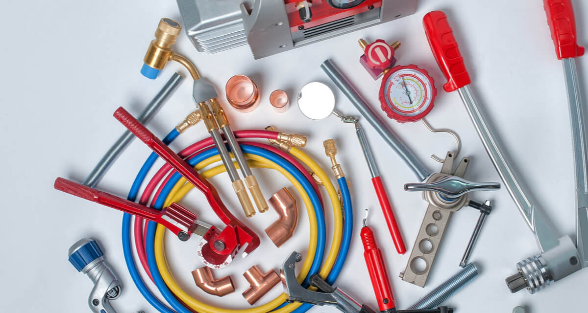 Take a Look at HVAC and Building Materials