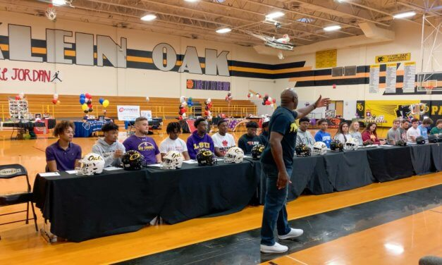 36 Klein Oak Student-Athletes Participate in 2020 National Signing Day