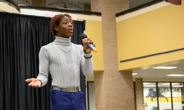 Klein Oak Black Culture Club Hosts Black History Celebration