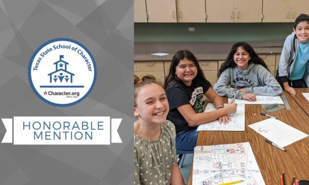 Krimmel Intermediate Earns State Character Education Recognition