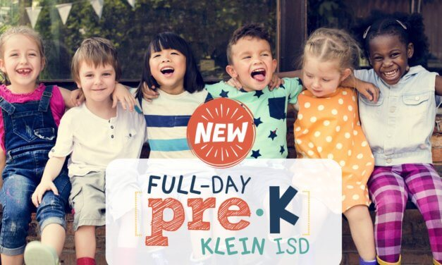 Full-Day Pre-Kindergarten Coming to Klein ISD in August