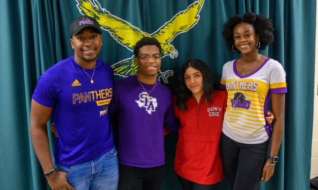Klein Forest Student-Athletes Participate in 2020 National Signing Day