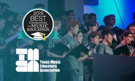 Klein ISD Músicos de todos los estados con talento musical y académico