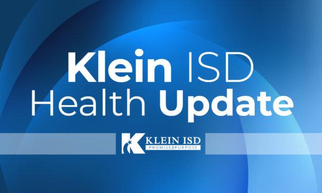 Update #8 – Klein ISD COVID-19